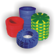 Pipeline Cups and Discs